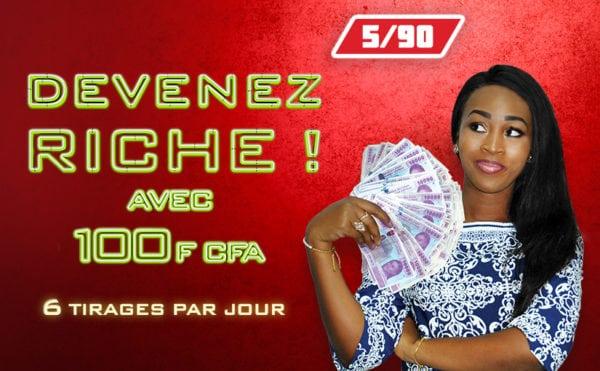 Loto 5/90 – Cameroon