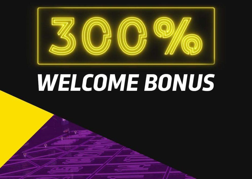 Casino Joining Bonus
