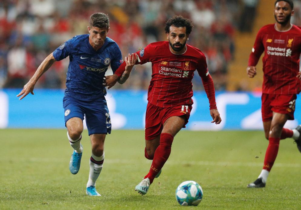 Liverpool v Chelsea Premier League
