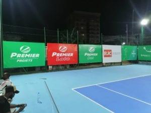 Rénovation tennis club